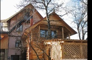 Частный дом «ГУЦУЛЬСКАЯ ИЗЮМИНКА» фотографии